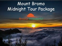 Mount Bromo Midnight Tour Package